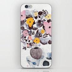 Morning Tea iPhone & iPod Skin