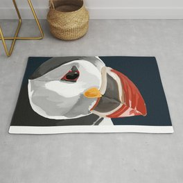 Pablo the Puffin Rug