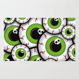 Eyeballs Rug