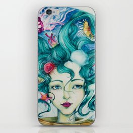 In the Deep iPhone Skin