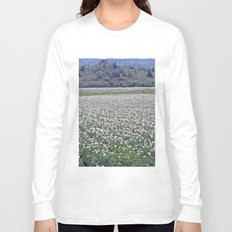 Potato Fields of PEI Long Sleeve T-shirt