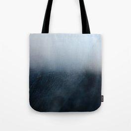 Foggy Horizon Tote Bag