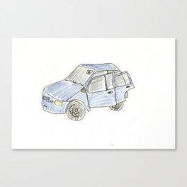 Car. Canvas Print