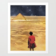 ANCIENTS Art Print