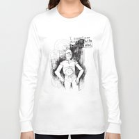 c3po Long Sleeve T-shirts featuring C3PO by Samantha Chiusolo