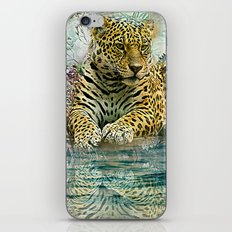 Lingering Leopard iPhone & iPod Skin