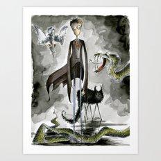 'Arry Potta Art Print