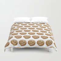 swedish Duvet Covers featuring Swedish goodies by Tina Ljungberg