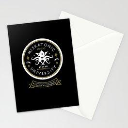 Miskatonic University  Stationery Cards
