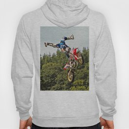 Motocross stuntman Hoody