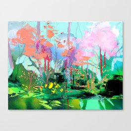 Spring's Promise Canvas Print