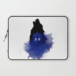 Dr.Who, Art, Design, Dr. Who Art, BadWolf, Bad Wolf Laptop Sleeve