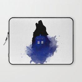 Dr.Who, Art, Design, Dr. Who Art, BadWolf, Bad Wolf Laptop Sleeve