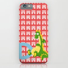 d for dragon Slim Case iPhone 6s