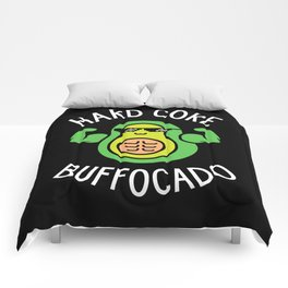 Hard Core Buffocado Comforters