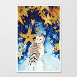Star keeper Canvas Print