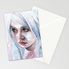 creepychan on moleskine Stationery Cards