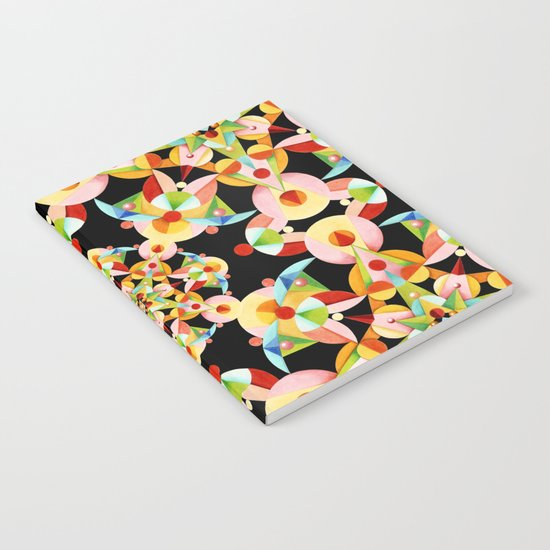 Kaleidoscope Fiesta Notebook