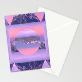 Mountain Duplicates Stationery Cards