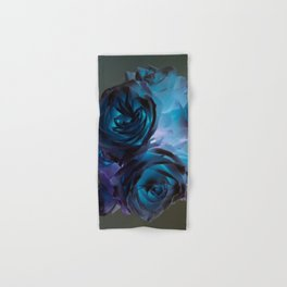 The Modern Rose Bunch Hand & Bath Towel
