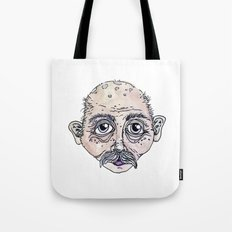 old man 4 Tote Bag
