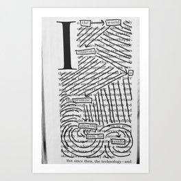 The World's Promise Art Print