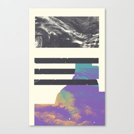 Subsonic Pt. 2 Canvas Print