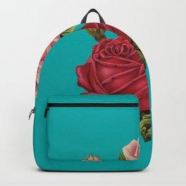 Floral Pop Backpack
