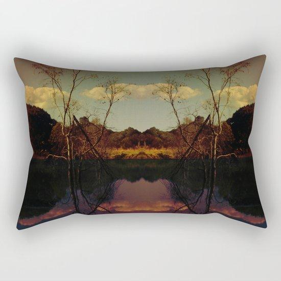 The Way In Rectangular Pillow