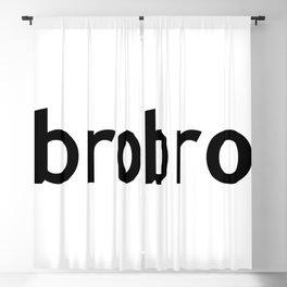 Bro. Bro Art, Baby Boys Blackout Curtain