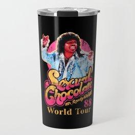 RANDY WATSON - SEXUAL CHOCOLATE WORLD TOUR 88 Travel Mug