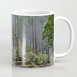 Mitsumine Shrine II Coffee Mug