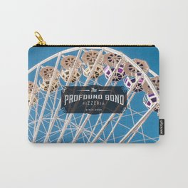 The Profound Bond Pizzeria Carry-All Pouch
