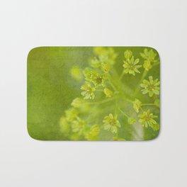 Green Bath Mat