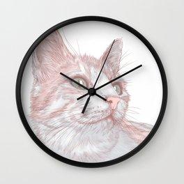 Princess Rosalyn Wall Clock