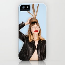 Horny iPhone Case