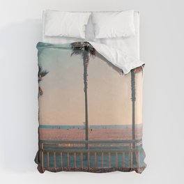 California dreams Duvet Cover