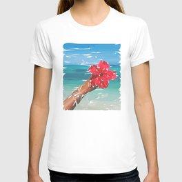 end of summer I T-shirt