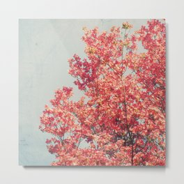 Cheerful Spring Metal Print