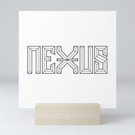 NEXUS Mini Art Print