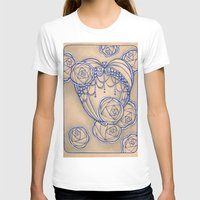 fancy T-shirts featuring Fancy by Jessica Loshbaugh