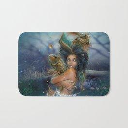 SunQueen Goddess Bath Mat