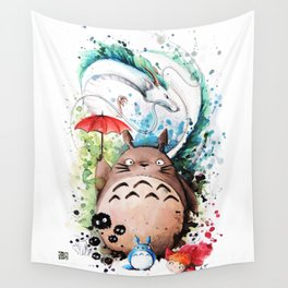 The Crossover Wall Tapestry