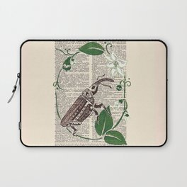 Entomologic Pepper Weevil Laptop Sleeve