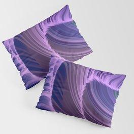 a wave Pillow Sham