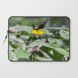 Butterflies at Sepilok Laptop Sleeve