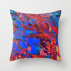 New Sacred 35 (2014) Throw Pillow