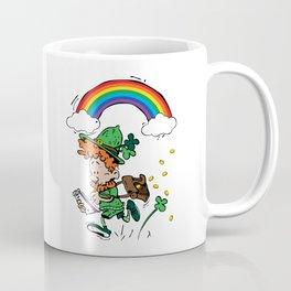 St. Patrick's Day, Leprechaun Coffee Mug
