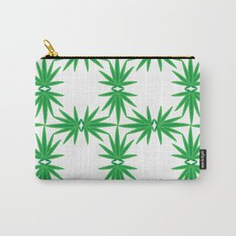 Funky Flower 01B Carry-All Pouch