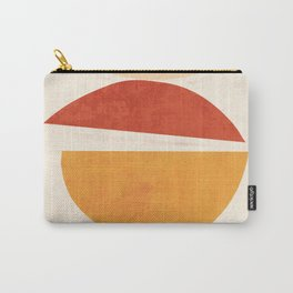 Minimal Abstract Shapes 11 Carry-All Pouch